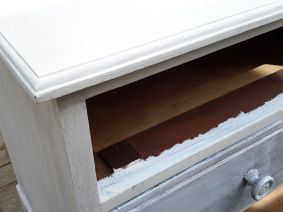 Chest of Drawers Undercoated
