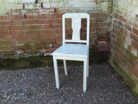 Chair After Painting