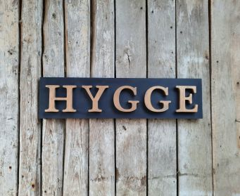 HYGGE SIGN